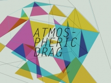 atmospheric drag